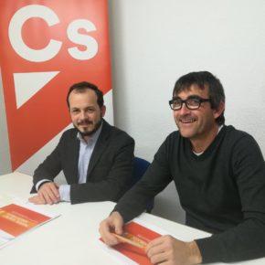 Ciudadanos avanza en su apuesta por mejorar los servicios del Hospital de Calahorra con sus enmiendas a los Presupuestos de La Rioja