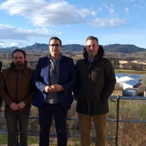 Ciudadanos quiere poner fin al estado lamentable de la ribera del Ebro y que sirva de unión entre el centro y el barrio de la Estación