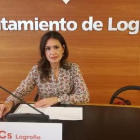 Ciudadanos insta al equipo de gobierno a desvelar ya cuándo Logroño tendrá los Presupuestos de 2020