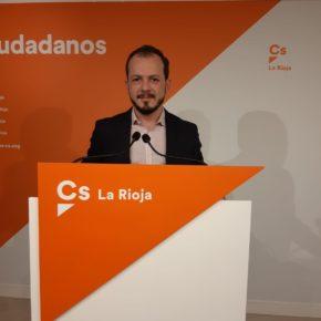 """Baena: """"Ciudadanos tiene a la mejor presidenta para los retos que tanto el partido como España tienen que asumir en estos momentos"""