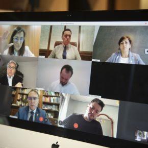 """Baena: """"Desde Cs seguiremos aportando al Gobierno de La Rioja nuestras iniciativas contra la pandemia del COVID-19"""