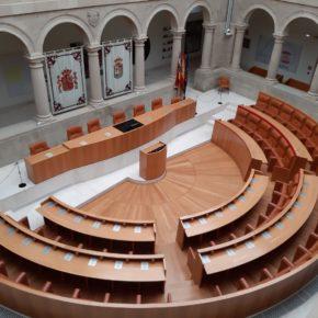Cs La Rioja ofrece su total colaboración al Gobierno de La Rioja y propone que el próximo pleno del Parlamento de La Rioja sea monográfico sobre la crisis del coronavirus COVID-19
