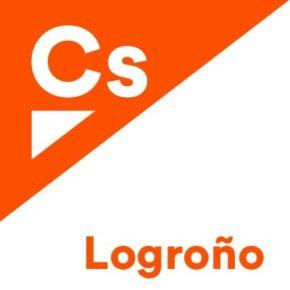 Cs Logroño estará presente de manera telemática en la Junta de Portavoces del Ayuntamiento