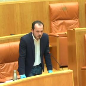 """Baena: """"Las deficiencias en las infraestructuras de La Rioja influirán de manera negativa en la recuperación de la crisis económica"""""""