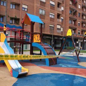 Cs Logroño insta al Ayuntamiento a la apertura de los parques infantiles en coordinación con el Gobierno regional