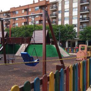 Cs Villamediana lleva al pleno la reapertura de los parques infantiles de la ciudad