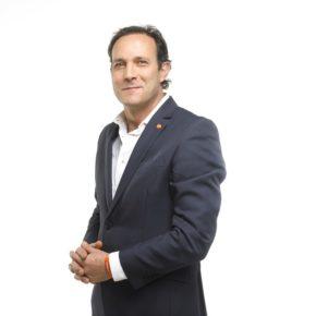 Javier Garijo formará parte del Grupo Municipal de Cs Logroño