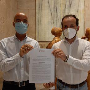 Cs presenta una proposición de ley para permitir el voto delegado o telemático en los plenos de los ayuntamientos de La Rioja