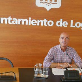 """Tricio: """"Queremos que el alcalde responda en el pleno cuándo se reabrirá el CCR en un momento clave del turismo en Logroño"""""""