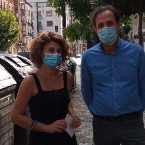 Ciudadanos exige al equipo de gobierno plazos concretos para la recogida de residuos en el Casco Antiguo de Logroño