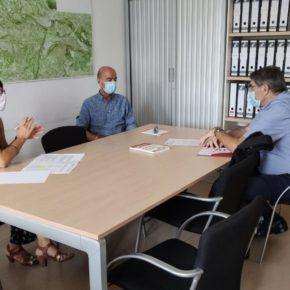 Ciudadanos  apoya la propuesta de los vecinos para la denominación de la plaza como Fuente Murrieta