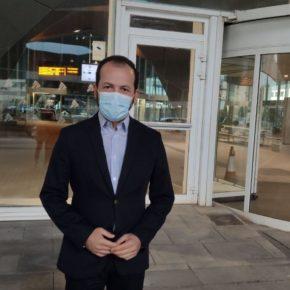 Cs insta al Gobierno de La Rioja a recuperar las conexiones y frecuencias de trenes previas a la pandemia antes de que finalice 2020
