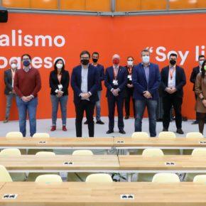 Cs La Rioja potenciará la comunicación para apoyar la formación de agrupaciones en toda la Comunidad