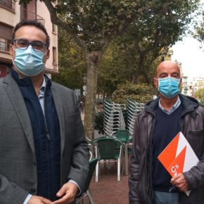 Cs reclama a Andreu que permita cerrar a la hostelería a las 23.00 horas hasta que se aplique el Plan Nacional de Ayuda a los sectores afectados por la crisis