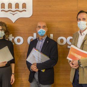 Cs presenta 104 enmiendas que aumentan en 3.036.000 euros el Presupuesto de Logroño