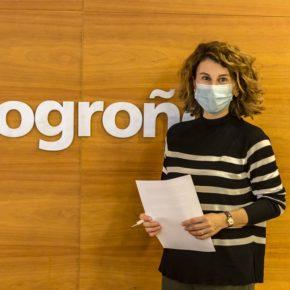 Cs propone crear una red de recarga para vehículos eléctricos en Logroño