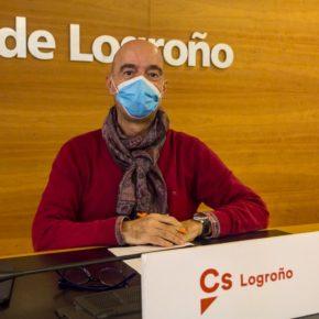 Cs Logroño lamenta el rechazo a su propuesta para la creación de un servicio específico de atención e información a personas mayores por parte del equipo de Gobierno