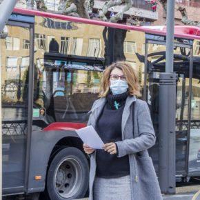 Ciudadanos lamenta la subida del precio del billete de bus urbano adoptada por el equipo de gobierno y apuesta por fidelizar usuarios con más frecuencias y líneas