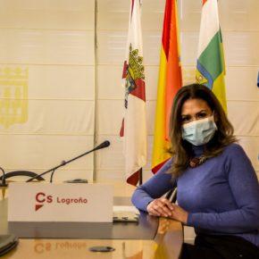 Cs Logroño propone que las ayudas sociales para bienes de primera necesidad puedan cobrarse a través de una tarjeta prepago