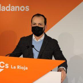 """Baena: """"No conocer cuál será el trazado implica que de nuevo La Rioja va a perder los fondos europeos para el desarrollo del ferrocarril"""""""