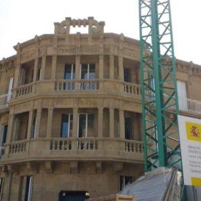 Cs Haro denuncia que el  Ayuntamiento no puede ceder a Educación el edificio María Díaz ya que es un bien de uso público y no un bien patrimonial