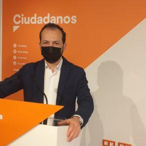 """Baena """"Proponemos que Andreu convoque a los grupos parlamentarios y a los agentes sociales y económicos para consensuar las medidas ante el fin del Decreto de Estado de Alarma"""""""