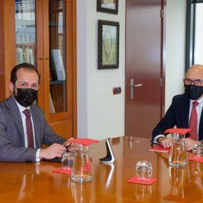 """Baena """"La Universidad de La Rioja es un elemento de fortalecimiento democrático para la sociedad riojana"""""""