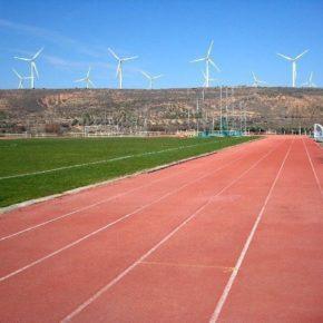 Cs se muestra satisfecho del arreglo de las pistas de atletismo tras años de abandono