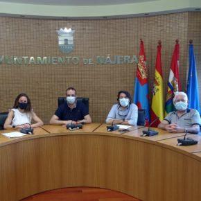 El Ayuntamiento de Nájera lanza una campaña comercial con 400 bonos para comercio y 400 para hostelería de la ciudad