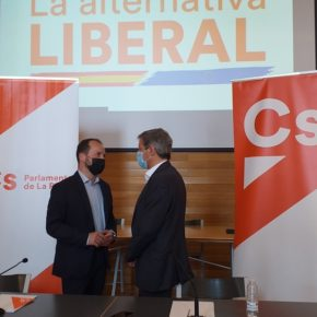 """Pérez Calvo """"La convención será un punto de partida para trabajar con los simpatizantes y militantes y hacer de Ciudadanos lo que ellos quieran que sea"""
