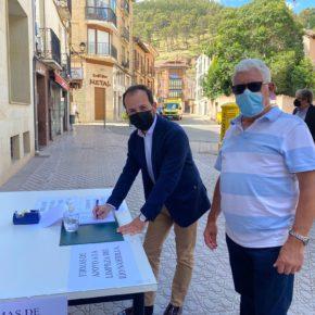Ciudadanos se compromete con la limpieza y restauración del río Najerilla este verano