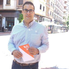Cs insta al Gobierno de La Rioja a reconsiderar los aforos del pequeño comercio para no ahogar más su situación y reactivar la economía