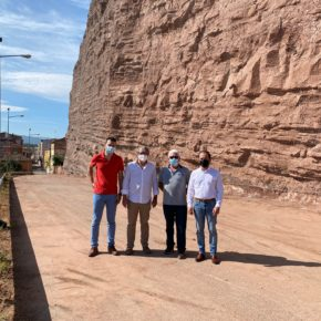 Ciudadanos se muestra satisfecho de que las obras de Peñaescalera avancen y estén próximas a acabarse