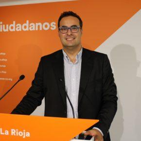 Ciudadanos exige al Gobierno de La Rioja que cumpla con su palabra y asegure que se paga la uva por encima de coste