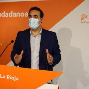 """Reyes """"El fracaso del gobierno de Andreu en la gestión de las ayudas a trabajadores, autónomos y empresas hace de La Rioja una región con menos oportunidades y riqueza"""""""
