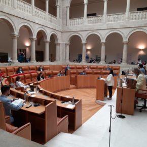 Los grupos parlamentarios PP y Cs urgen a Andreu a celebrar el Debate del Estado de la Región en la primera quincena de septiembre