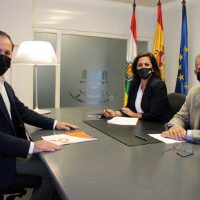 """Baena: """"Andreu practica'Sanchismo' a la riojana y pretende que firmemos un cheque en blanco"""""""