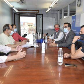 """Reyes: """"Es inaceptable que el Gobierno de La Rioja no quiera reunirse con un sector abandonado"""""""