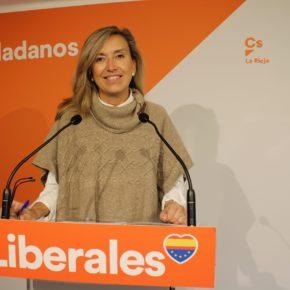 """León: """"Los presupuestos para 2022 plasman que al Gobierno de La Rioja no le preocupa ni el éxodo, ni el retorno, ni los jóvenes riojanos"""""""