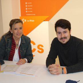 Jóvenes Cs (JCs) La Rioja exige una mayor partida en los Presupuestos para promover la formación sociocultural, la inserción laboral y la emancipación de los jóvenes