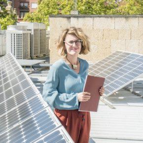 Cs demanda una línea específica en el Plan de Ayudas a la Rehabilitación para instalar placas fotovoltaicas en edificios
