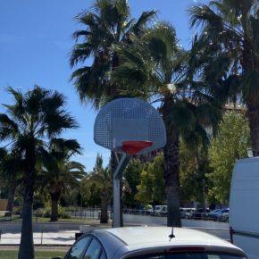Cs Calahorra pide la restitución de la zona de la canasta del aparcamiento de la Era Alta